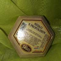 Mydlo s propolisom