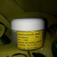 Propolisová masť 40g