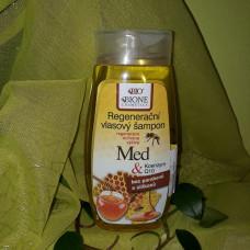 Šampón medový