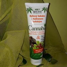 Bylinný balzam Cannabis 300ml