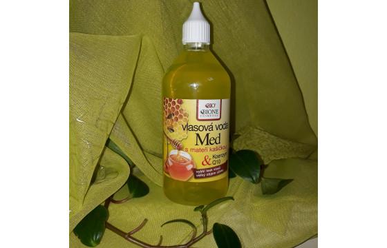 Vlasová voda Med+materská kašička