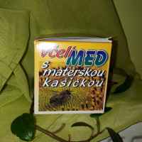 Materská kašička v mede 250g