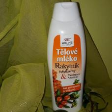 Telové mlieko Rakytník