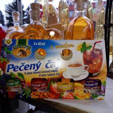Pečený čaj 4 x 40 ml