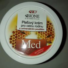 Pleťový krém Med