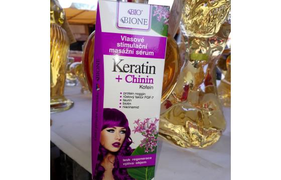 Vlasové sérum Keratin