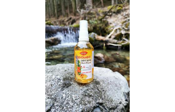 Ústny sprej  Med+propolis 115 ml