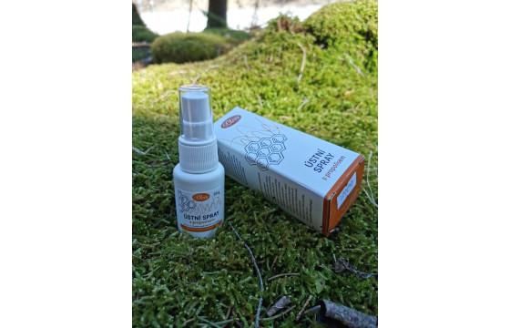 Ústny spray propolis 25g