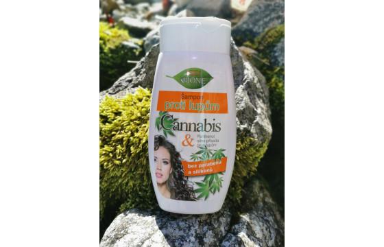 Šampón Cannabis