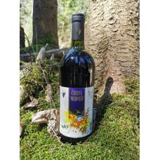 Ríbezľové víno Čierny medveď 1,0L